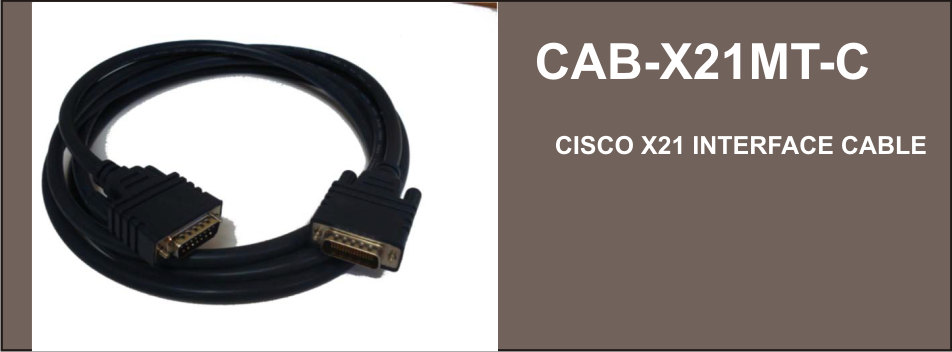 CAB-X21MT-C