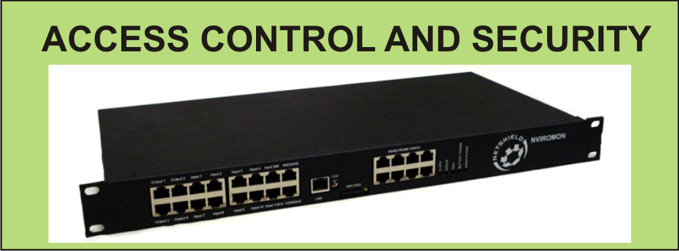 NVIROMON-1S – ACCESS CONTROL