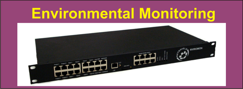 NVIROMON 1S – ENVIRONMENTAL MONITORING
