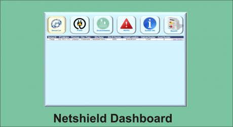 WS dashboard plain