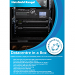 Datacentre in a box flyer