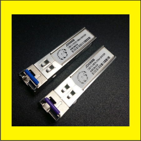Transceiver Modules FE, 1GB, 10GB, 40GB, 100GB
