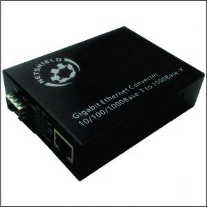 1GB Media Converters: SFP Connectors