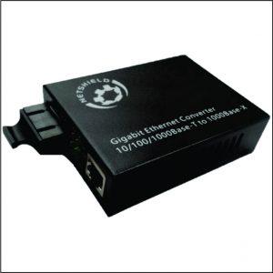 1GB Media Converters: SC Connectors