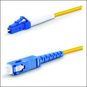 Simplex Fiber Patch Leads